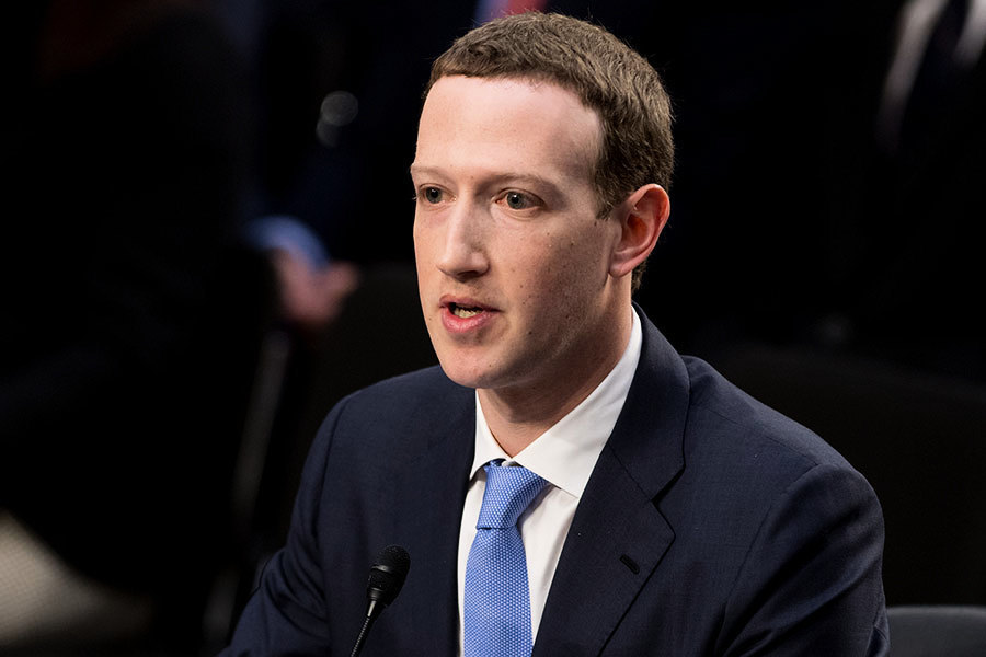 澳洲憂FB與華為分享數據 要朱克伯格解釋