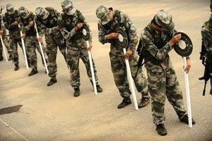 中共將領在香格里拉透露共軍最大弱點