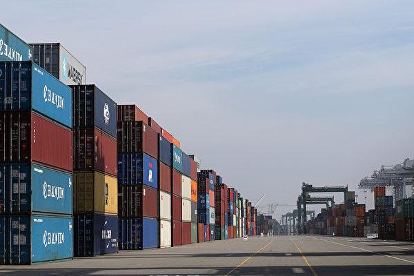 在最新一輪中美貿易談判期間,華盛頓要求中國改革經濟結構。(Justin Sullivan/Getty Images)