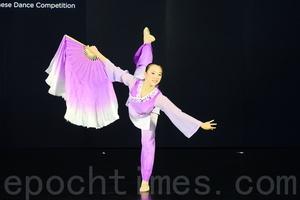 中國古典舞亞太初賽入圍選手精采瞬間