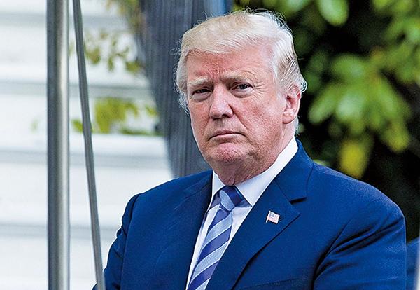 評論:特朗普佈局七大戰略目標