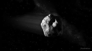小行星衝地球 墜地前八小時NASA才發現