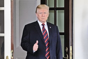 美國經濟表現佳 特朗普完成使命進行時