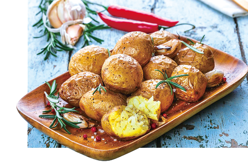 吃不完沒關係!薯仔料理大變身