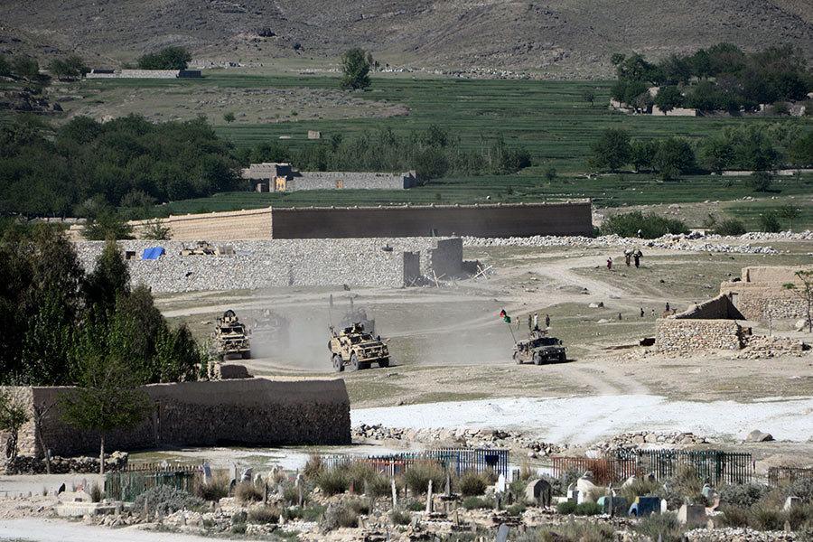 美特種部隊突襲 擊斃140阿富汗ISIS份子