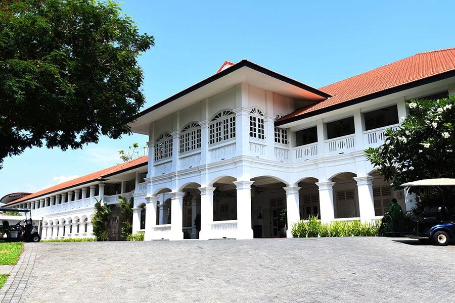 舉世矚目的「特金會」將於12日上午9時,在聖淘沙的嘉佩樂酒店(Capella Singapore)舉行。(AFP PHOTO/Roslan RAHMAN)