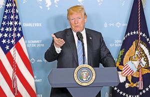 貿易失衡下美國拒當世界存錢罐
