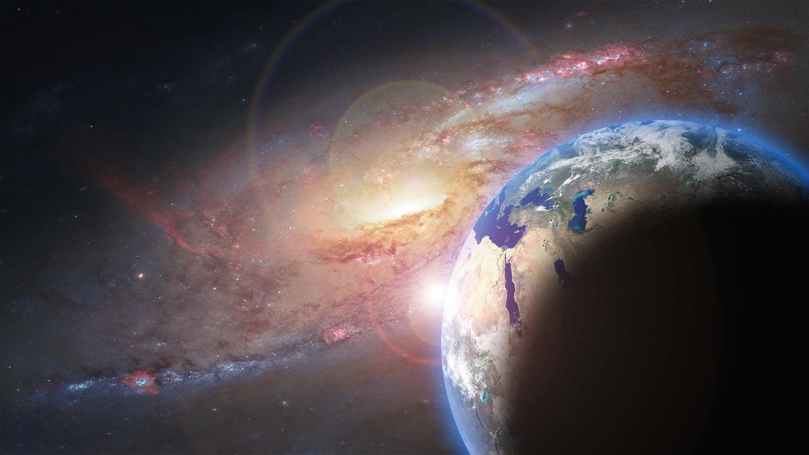 科學家知道太陽系存在一個類似大氣泡的結構,保護著地球和太陽系內其它星體免受外來的強烈星際射線的侵襲。但人類目前對其了解仍十分有限。(Creative Commons)