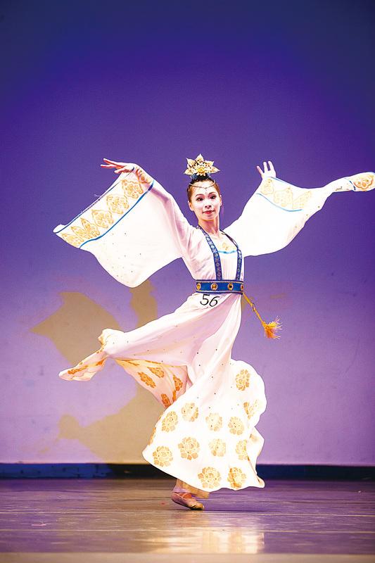 中國舞演繹長孫皇后 母儀天下