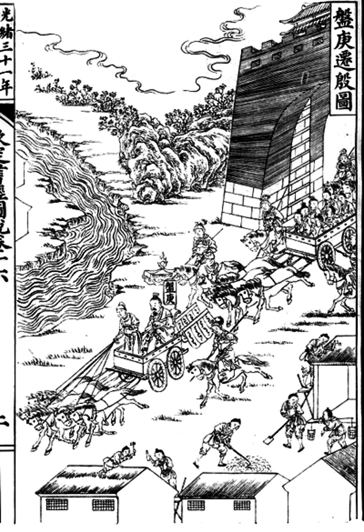 中國歷史正述商之十---盤庚遷殷...