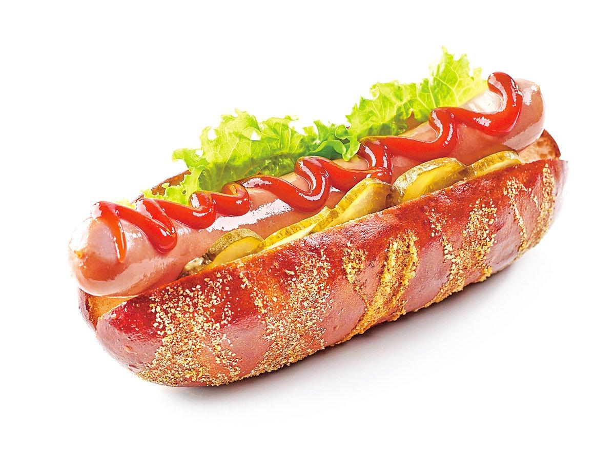 熱狗是一種重組肉。