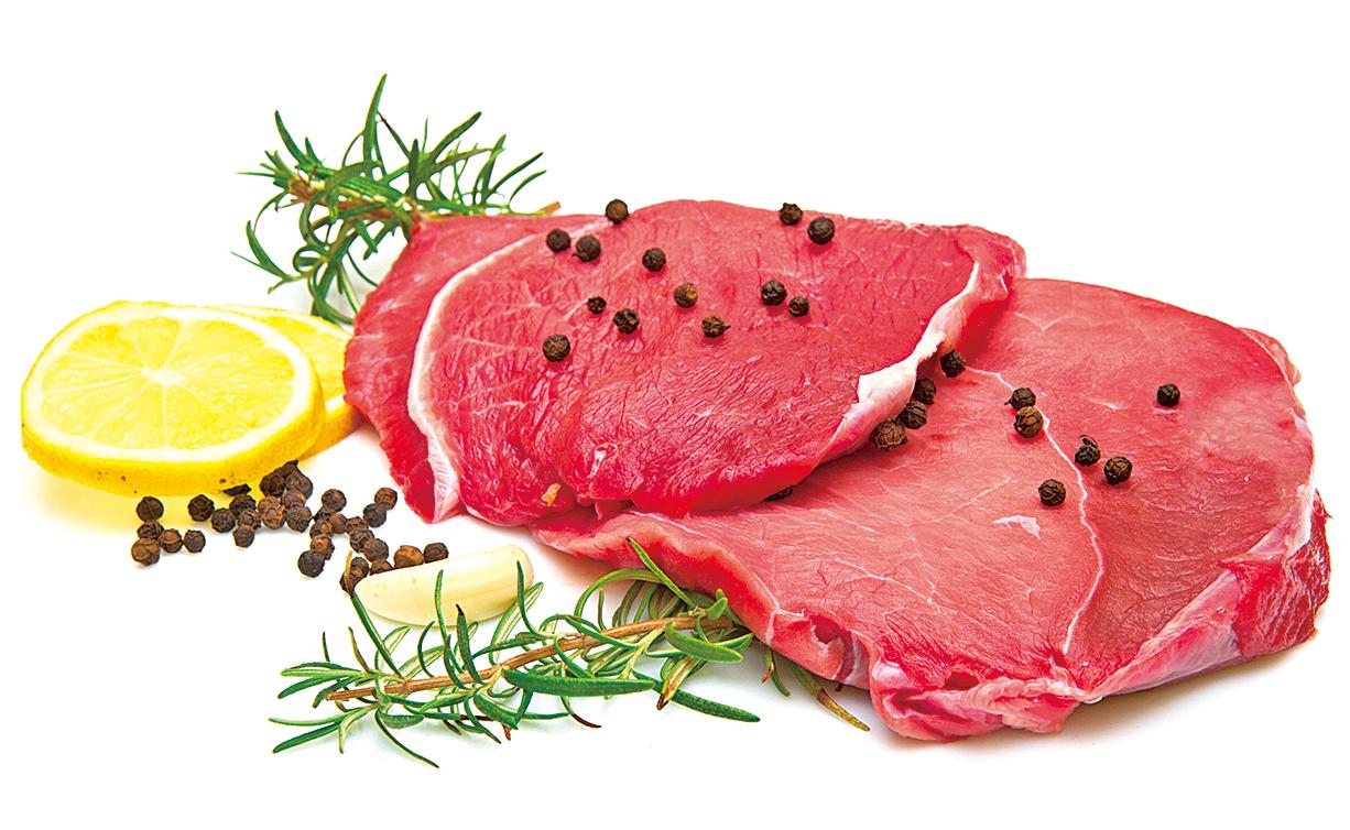 市面上的肉品須經過切開處理,剩下的邊角肉仍具食用價值。
