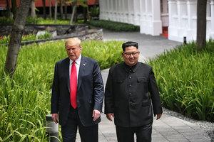 謀求跟特朗普秘密溝通 北韓曾盯上庫什納