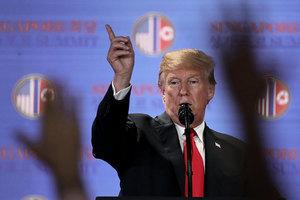 不再允許欺騙 美國將強有力驗證北韓棄核