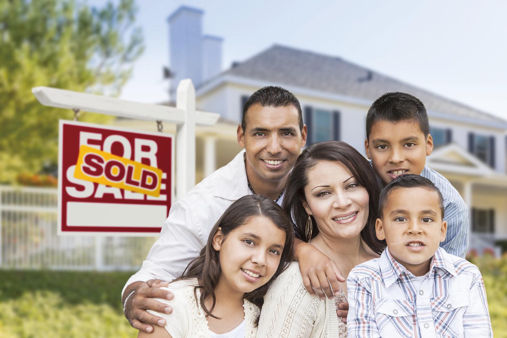 房地產研究公司Trulia的最新數據顯示,美國4月份出售住宅,即買賣雙方最終簽訂合同,所需平均天數為64天。(fotolia)