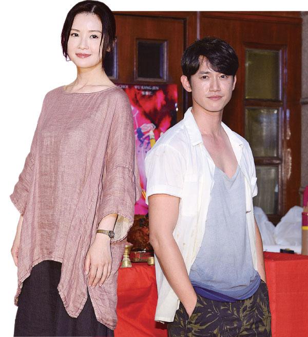 蔡卓妍為新戲學跳鋼管舞 吳浩康首拍親熱戲有壓力