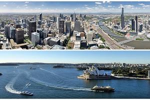 未來五年最佳投資 悉尼、墨爾本辦公樓