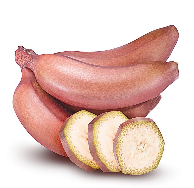 營養勝香蕉 吃紅皮蕉的5大益處