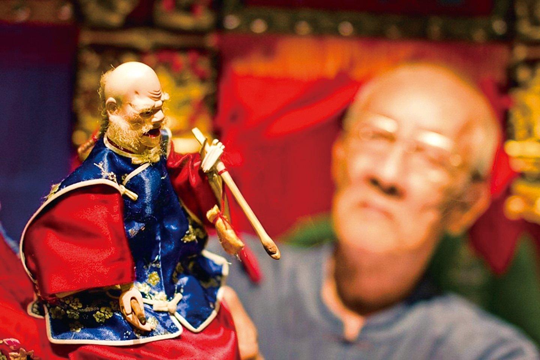 導演楊力州費時10年拍攝的紀錄片《紅盒子》劇照。(台北金馬影展執委會提供)