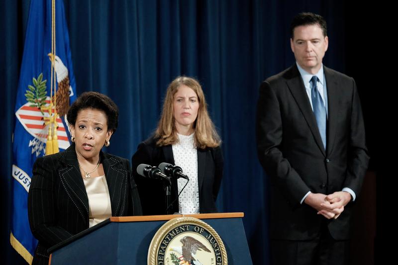 「電郵門」審查報告出爐 FBI高官錯誤驚人
