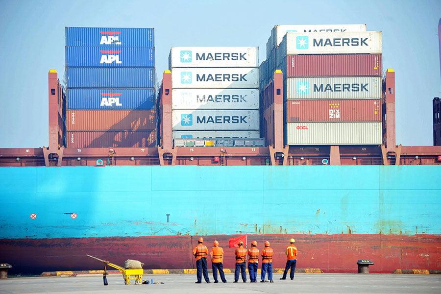 中美貿易戰3個月來事過境遷,雙方力量懸殊已分明。重新審視中美經濟,政治現狀,「變」與「不變」的背後揭示了另一番景象。(STR/AFP/Getty Images)