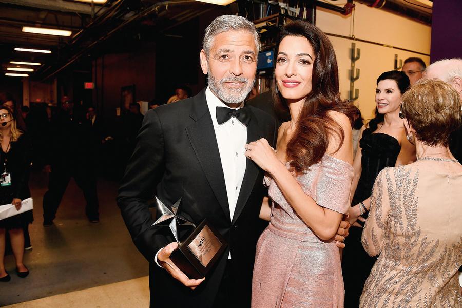 古尼獲頒美國電影學會終身成就獎