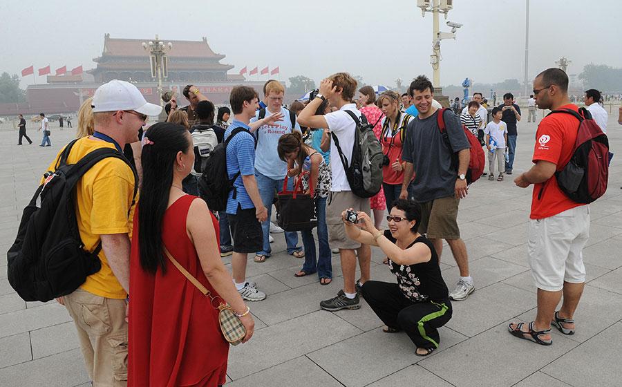 中共拿在華美國公民當人質 遭特朗普政府反擊