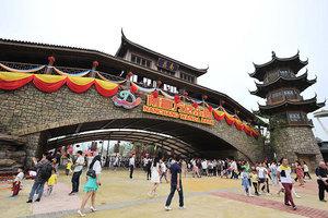 中國人花錢 外國人免費 江西旅遊政策惹議