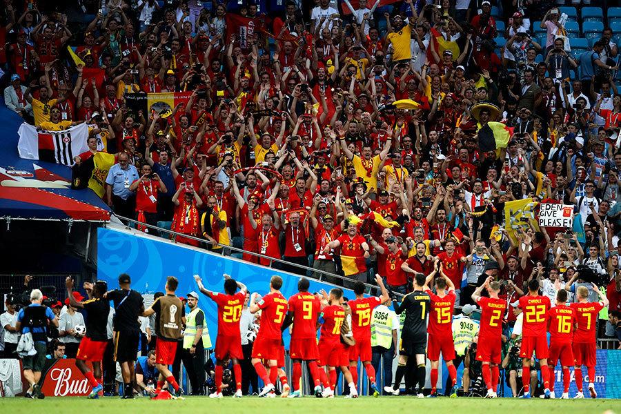 世界盃G組首輪 比利時3:0輕取巴拿馬