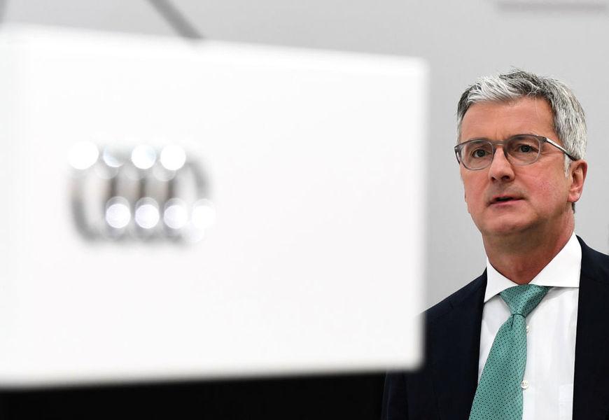 尾氣門持續發酵 德國奧迪總裁暫時被拘