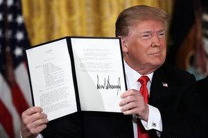特朗普下令成立太空部隊 為美軍第六軍種