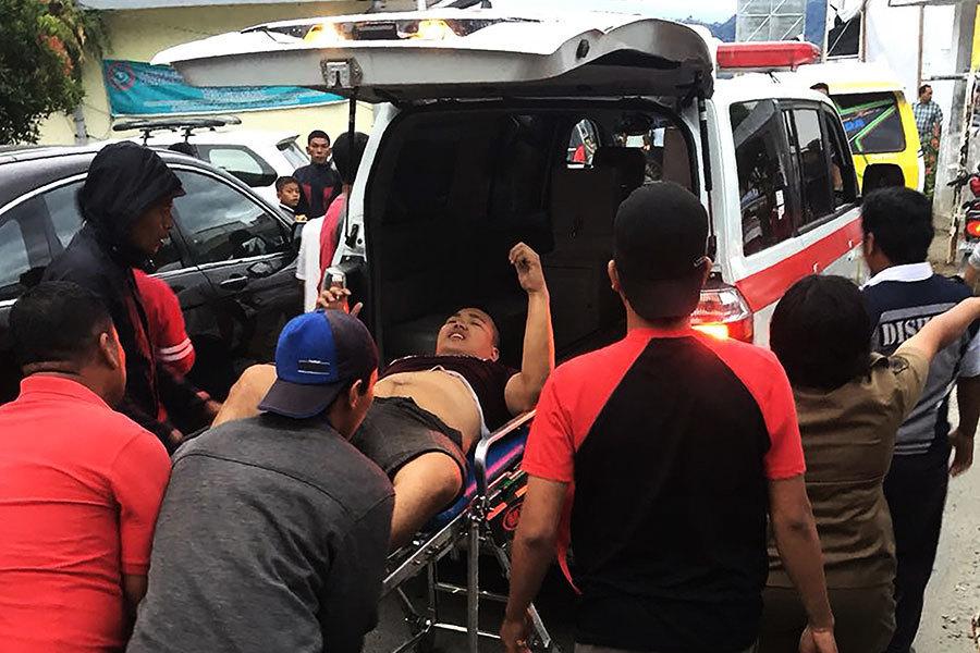 印尼一渡輪沉沒 至少128人失蹤