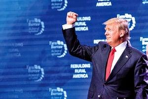 中美貿易戰 特朗普觸及中共死穴