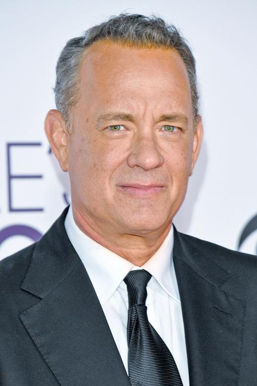 Tom Hanks(Getty Images)