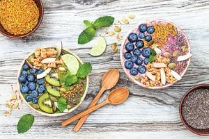 健康飲食 認識營養的超級食物
