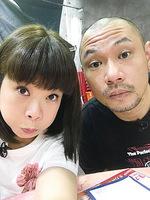 金剛孖小儀再拍飲食節目 日本拍攝遇6.1地震冇得瞓