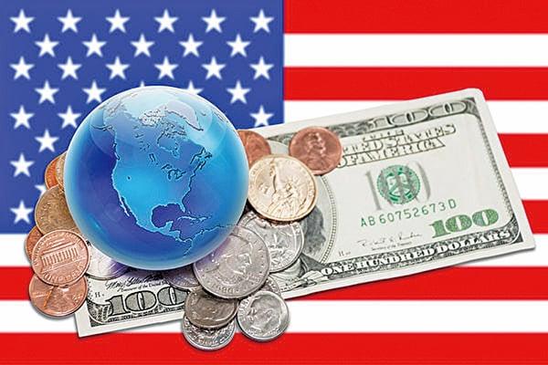 美國佔全球四分一GDP 為最大經濟體