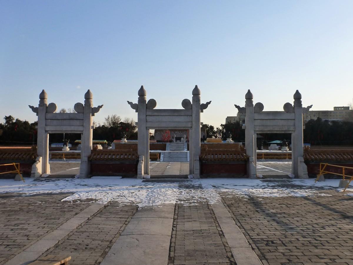 北京方澤壇。(rheins/Wikimedia Commons)