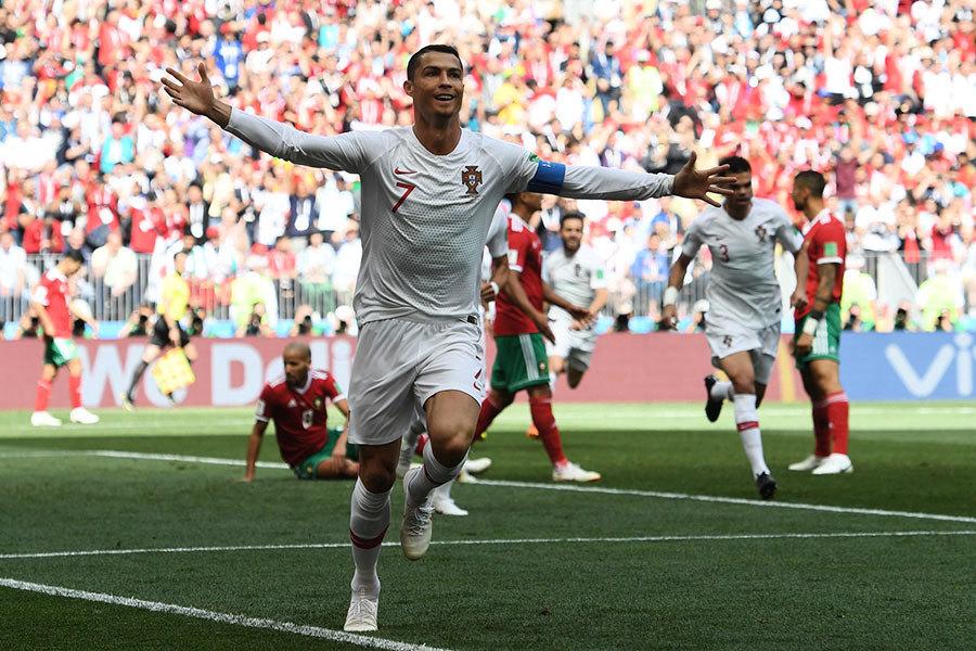 葡萄牙1:0勝 C朗再立功 摩洛哥打道回府