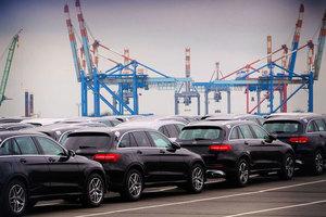 德國建議歐盟取消對美國汽車的10%徵稅