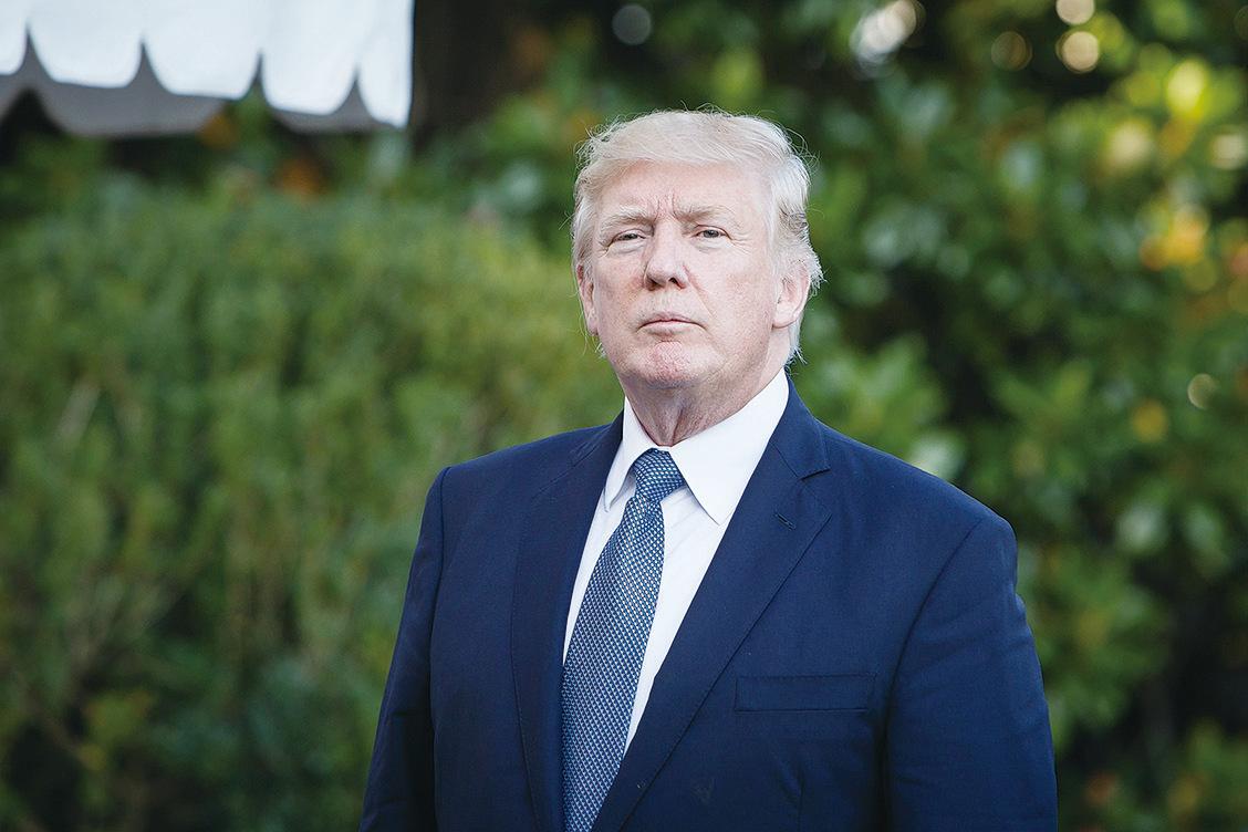 特朗普政府正在考慮推出一項新措施,限制中國公司對美國公司的投資。(Getty Images)