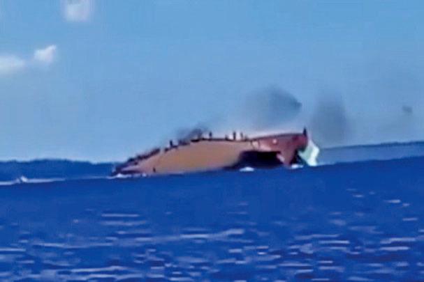 超載五倍印尼沉船  失蹤人數升至192人