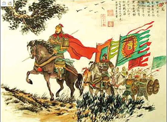 《孫子兵法》蘊大智慧,戰無不勝(圖片來源:網絡)