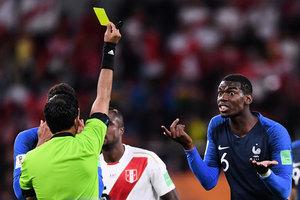 法國1:0戰勝秘魯 法蘭西軍團提前出線