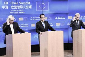 中歐峰會下月舉行 國際組織促歐盟談人權