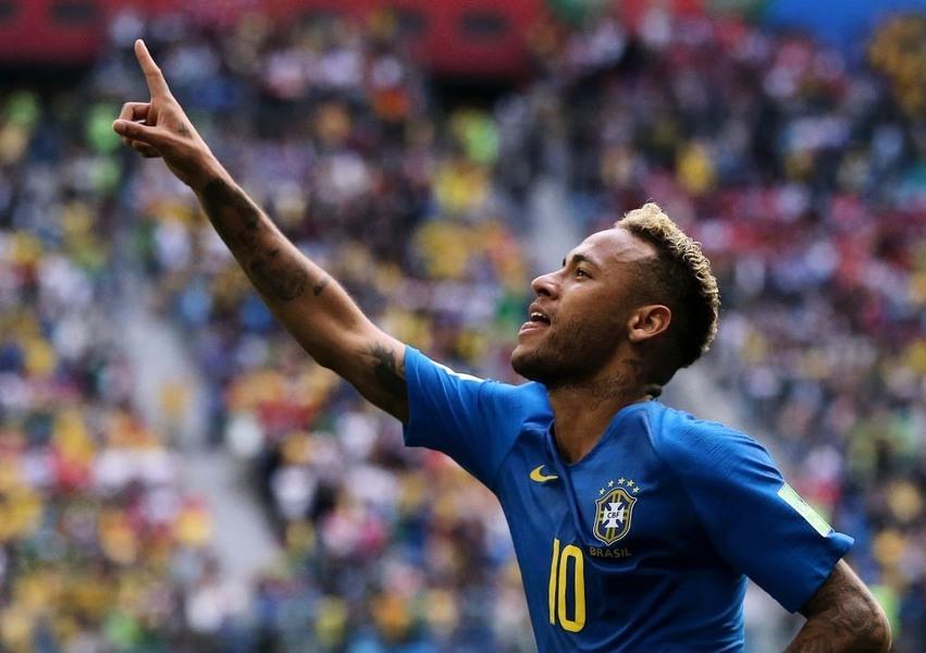 E組第二輪 巴西補時進兩球 2:0淘汰哥斯達黎加