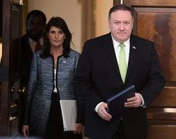 周曉輝:美國再退群 國務院擬主辦會議不尋常