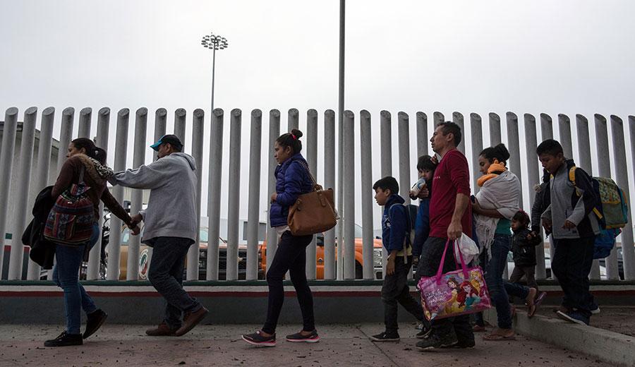 美海軍擬建大規模收容中心 容納非法移民