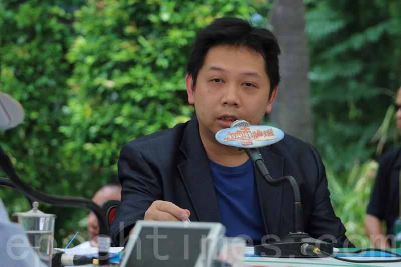 交通銀行香港分行首席經濟及策略師羅家聰則認為,一手樓和二手樓市場均應徵收「空置稅」(蔡雯文/大紀元)