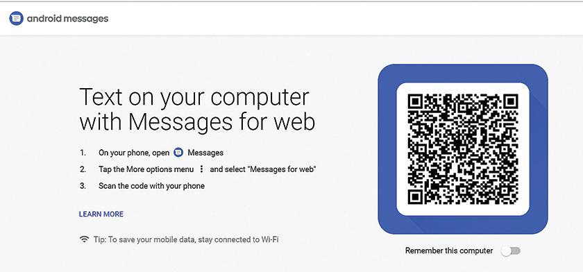 谷歌推出瀏覽器首發Android短信